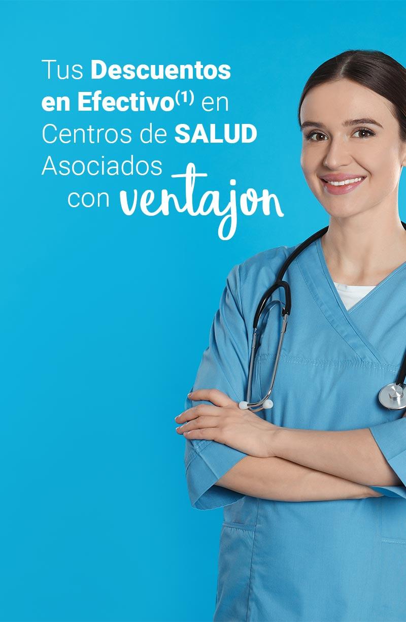 Lo mejor para tu salud, ¡con VENTAJON!