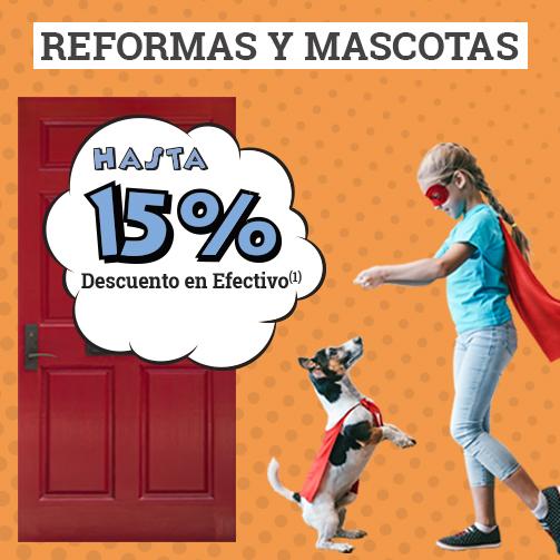 Lanzarote: hasta 15% en Mascotas y Hogar