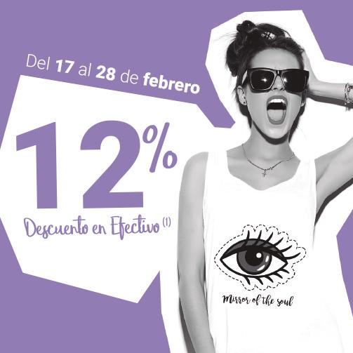 ¡Un 12% en Ópticas asociadas!