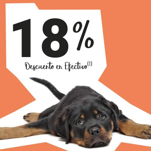 ¡Mímate con un 17% en Belleza!