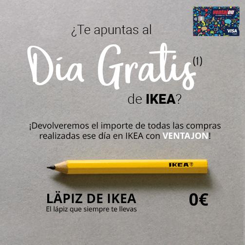 Día GRATIS en IKEA Baleares y Canarias
